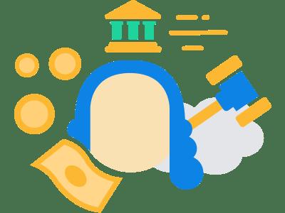 Gerechtelijke incasso - deurwaarder - deurwaarder inschakelen